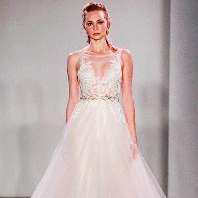 lazaro wedding dresses 2016 photo - 1