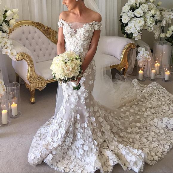 lebanese wedding dresses photo - 1