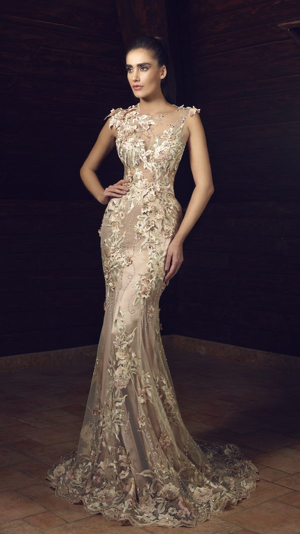 lebanon wedding dresses designers photo - 1