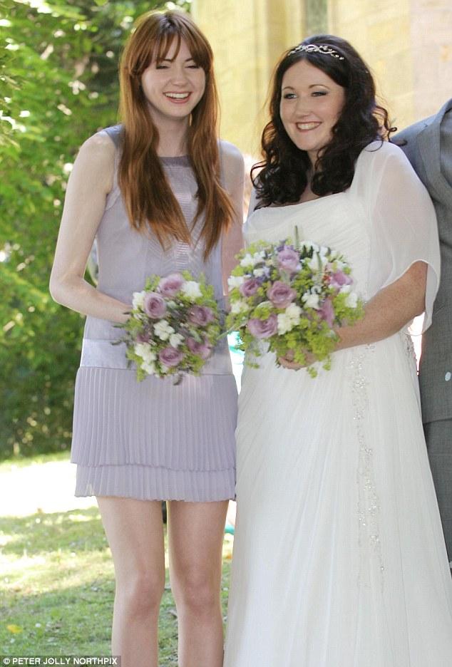 lilac dresses for wedding photo - 1