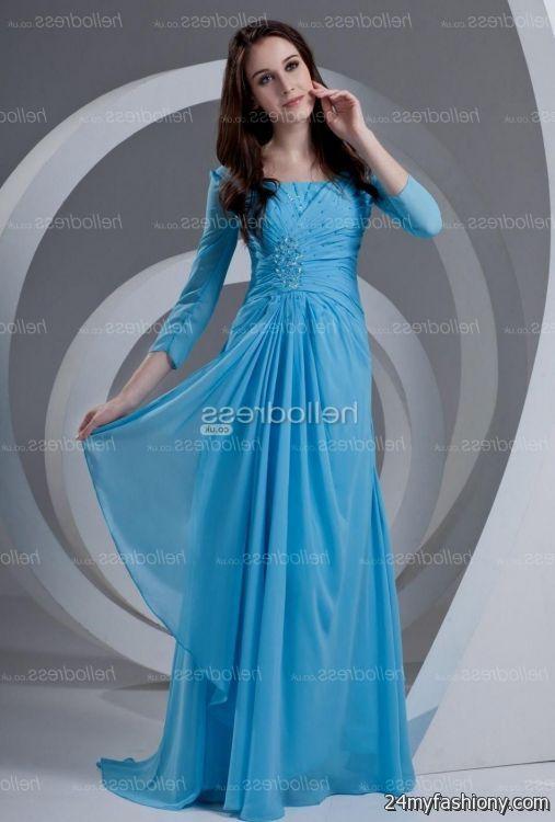 long sleeve princess wedding dresses photo - 1