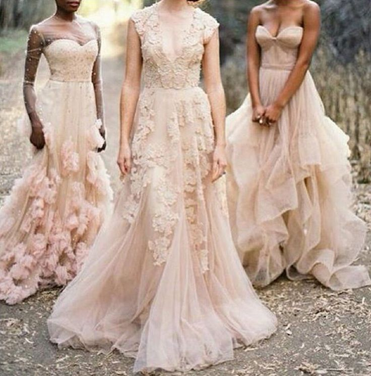 long sleeved wedding dresses vintage photo - 1