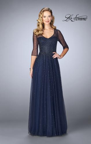 macys evening dresses photo - 1