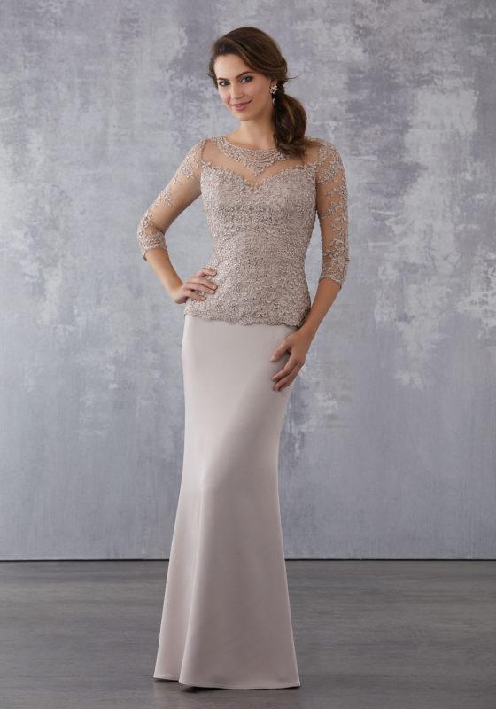 macys wedding dresses plus size photo - 1