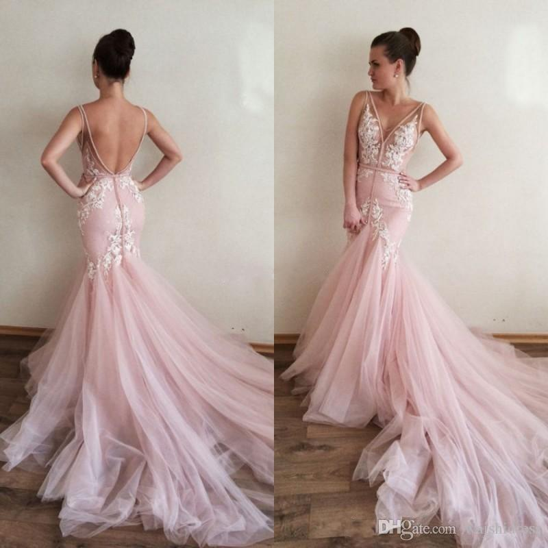 maggie sottero pink wedding dresses photo - 1
