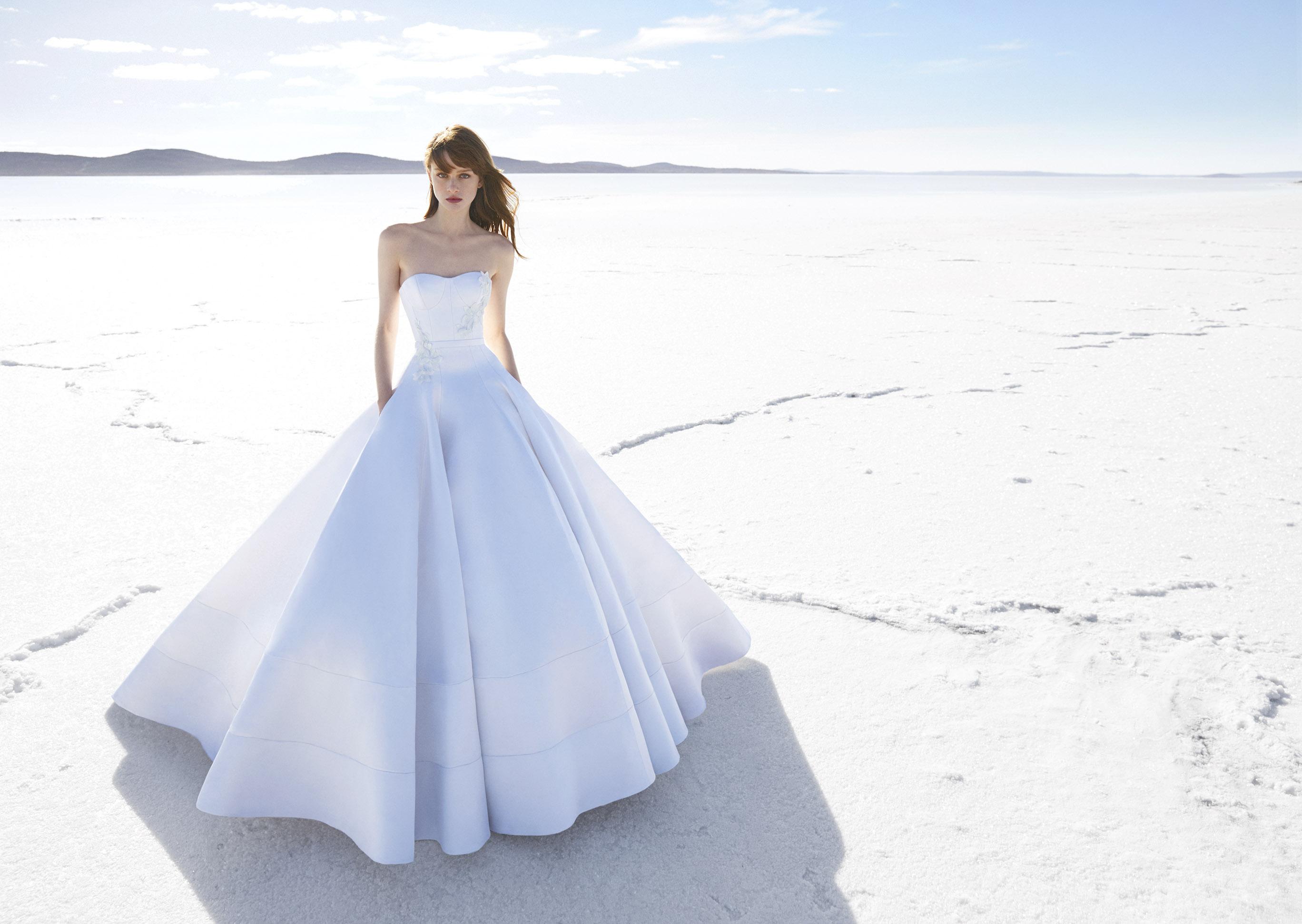 magic wedding dresses photo - 1