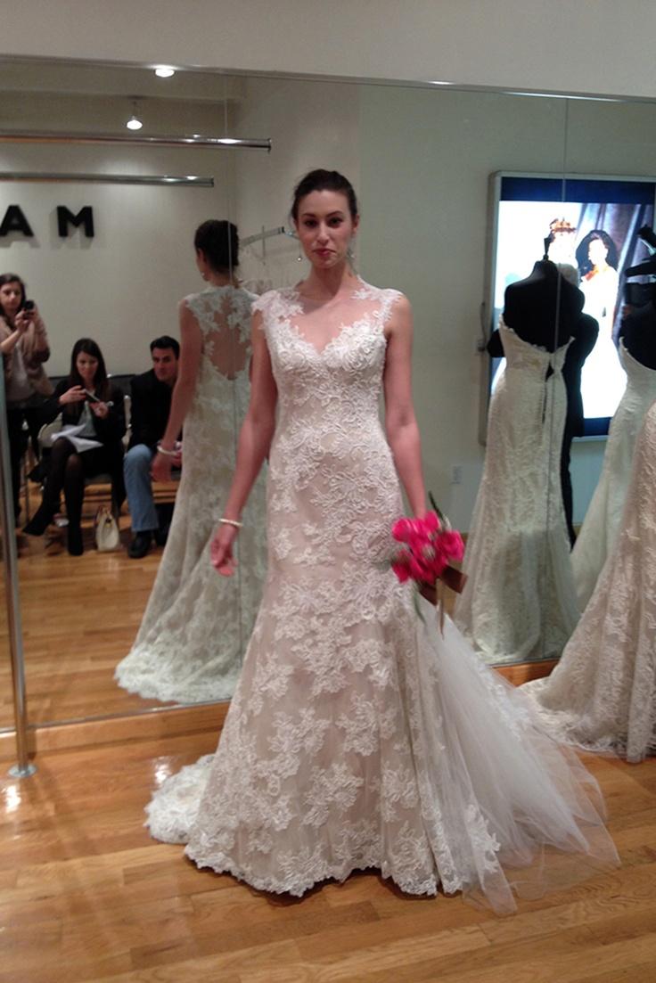 marisa wedding dresses photo - 1