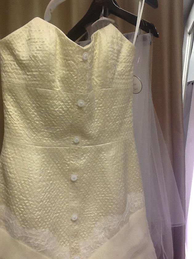 mark ingram wedding dresses photo - 1