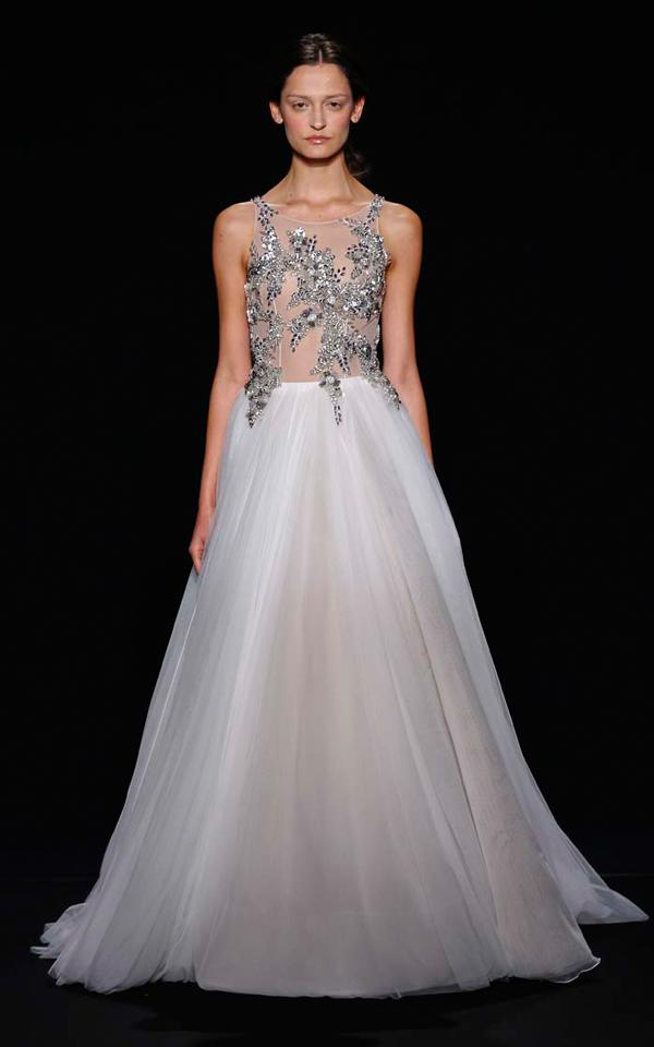 mark zunino wedding dresses photo - 1