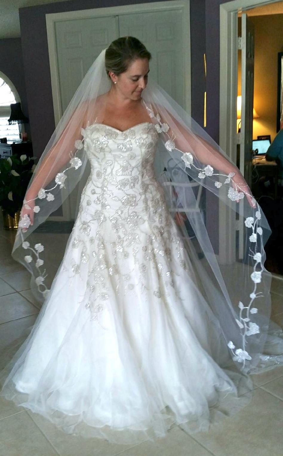 martina liana wedding dresses photo - 1