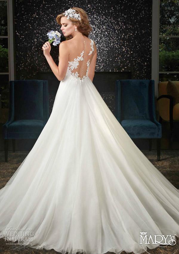 marys wedding dresses photo - 1