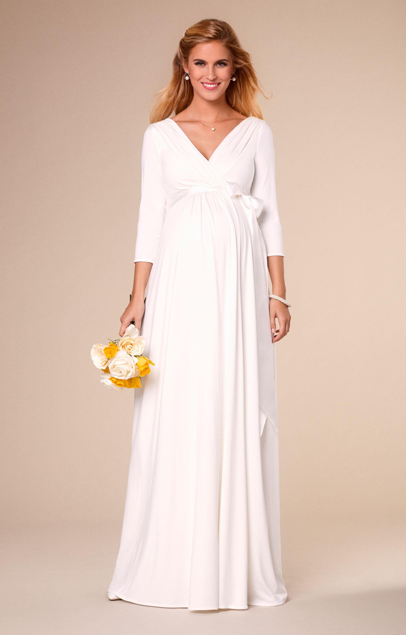 maternity dresses for summer wedding photo - 1
