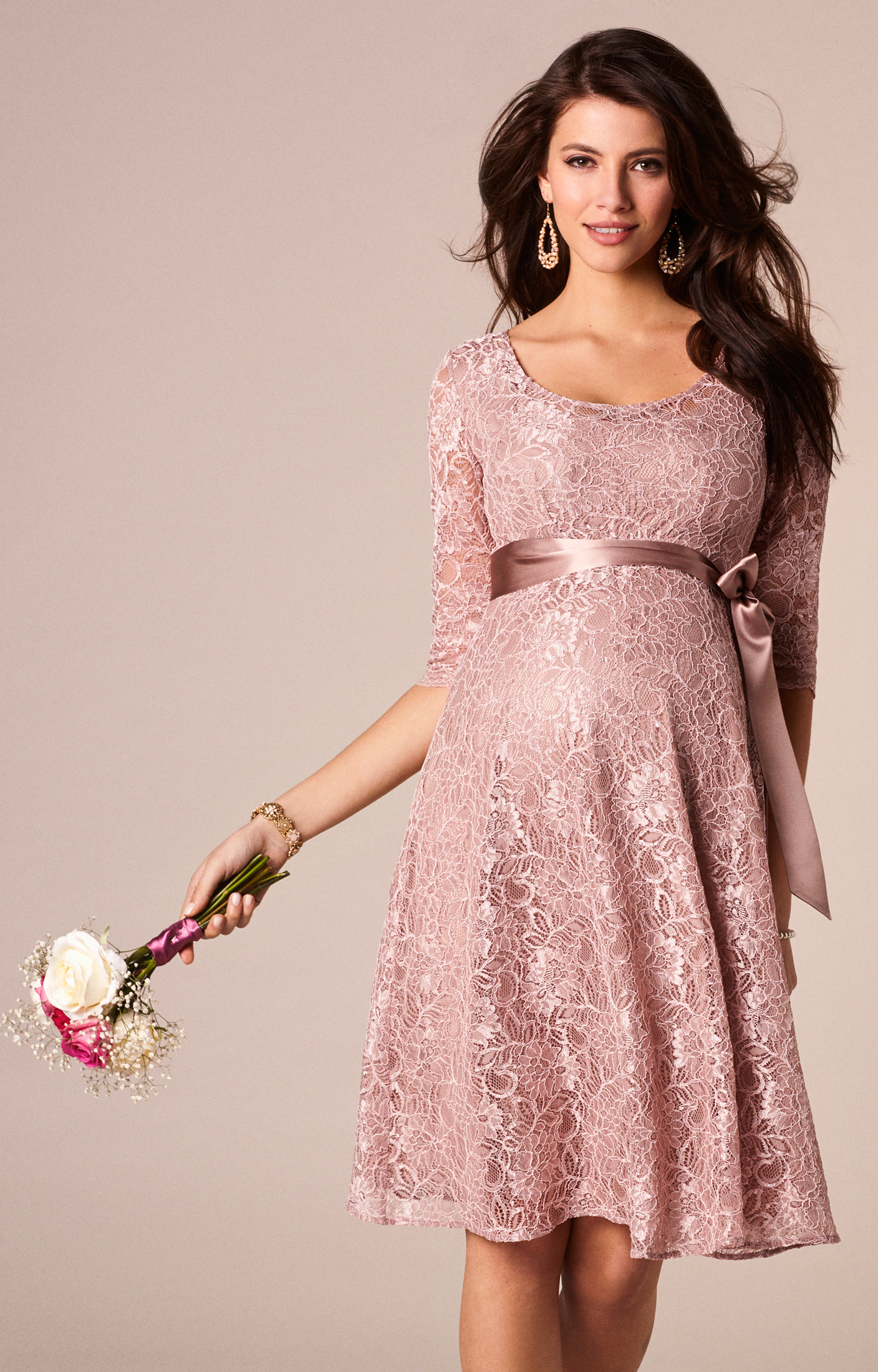maternity dresses wedding photo - 1