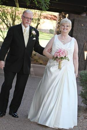 mature plus size wedding dresses photo - 1