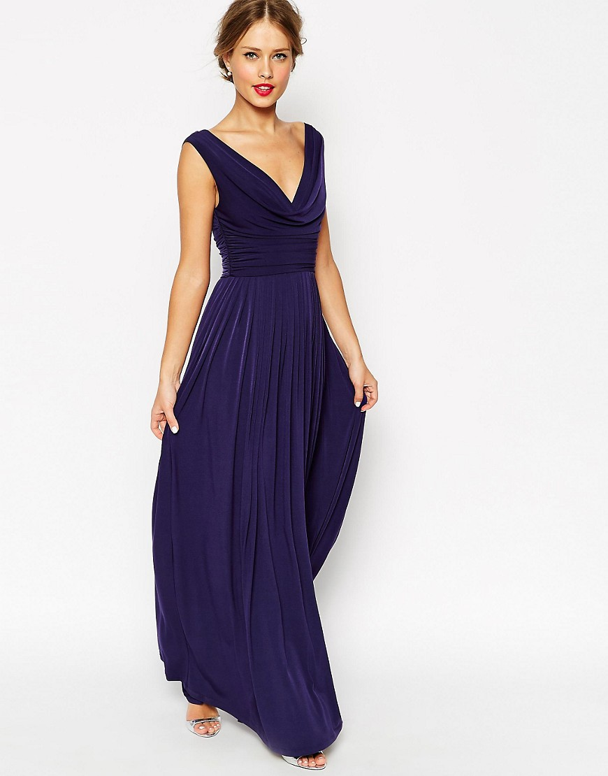 maxi dresses for wedding photo - 1