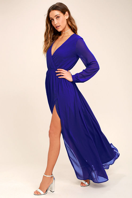 maxi dresses to wear to a wedding photo - 1