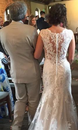 melanie wedding dresses photo - 1