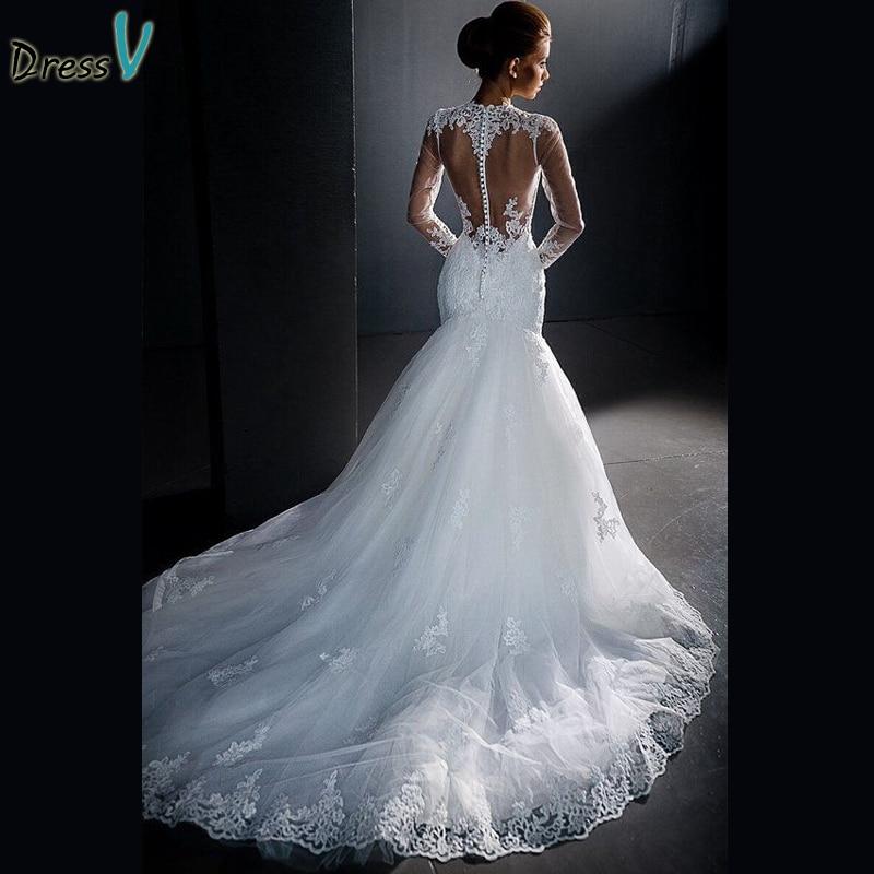 mermaids wedding dresses photo - 1