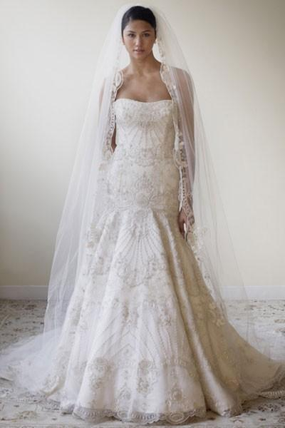 mexican traditional wedding dresses photo - 1