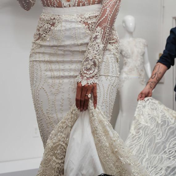 michael costello wedding dresses photo - 1