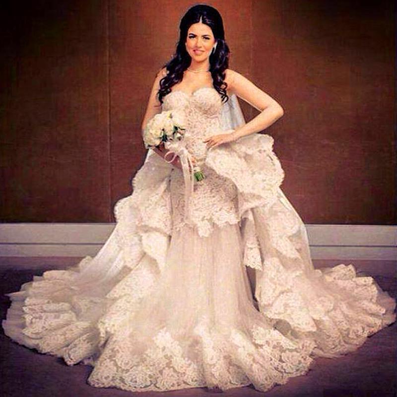 middle east wedding dresses photo - 1