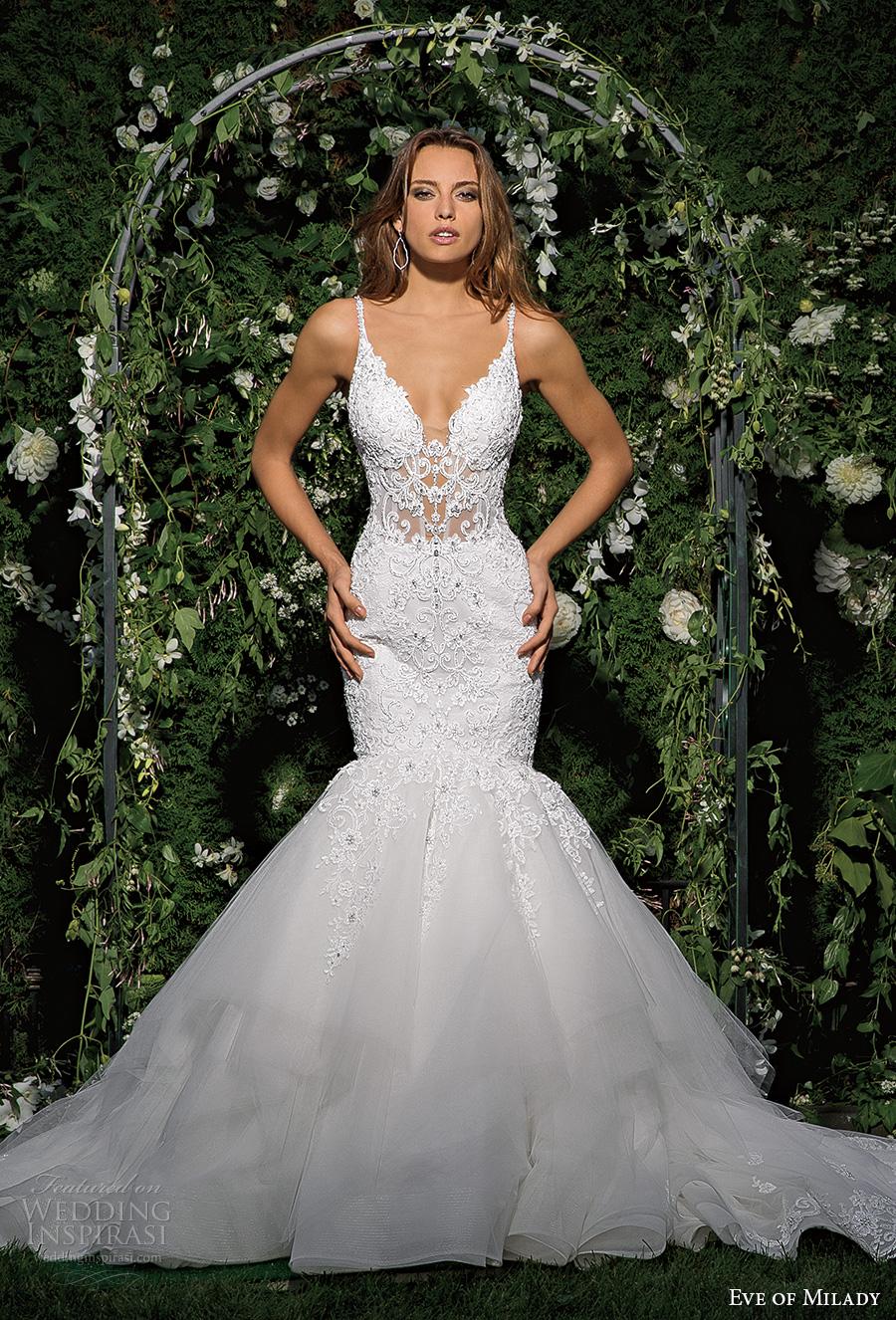milady wedding dresses photo - 1