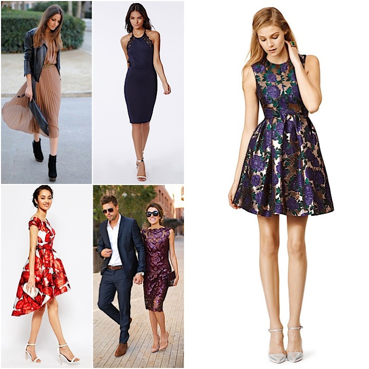 modern dresses for wedding guest photo - 1