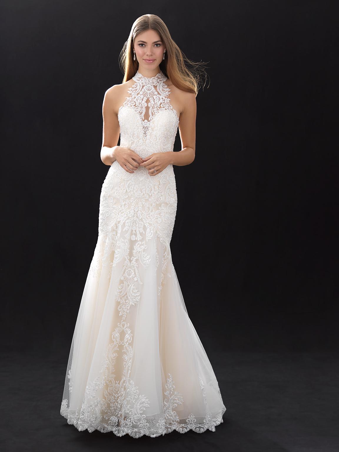modern plus size wedding dresses photo - 1