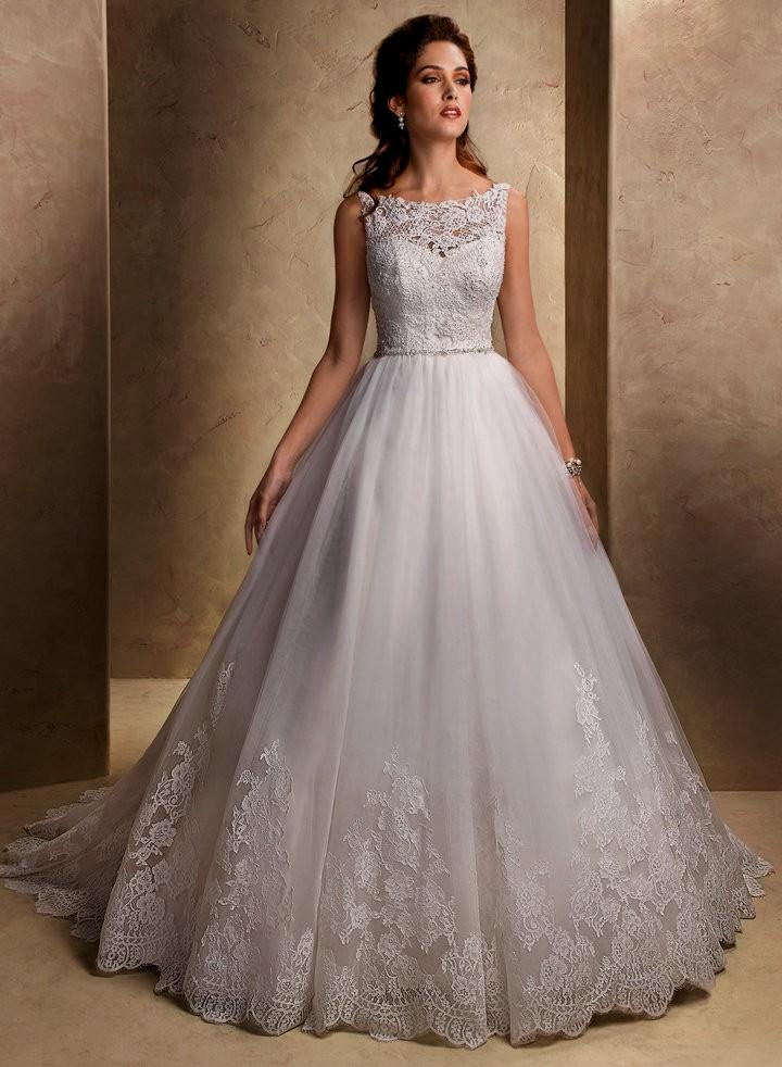modern victorian wedding dresses photo - 1