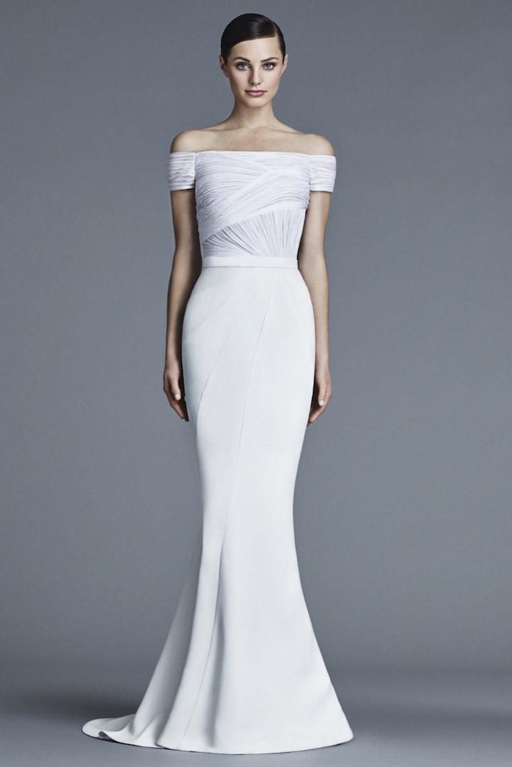 modern wedding dresses 2016 photo - 1