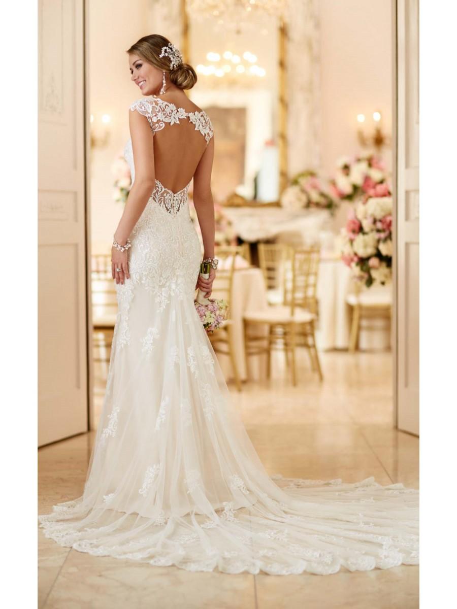 modest lace wedding dresses photo - 1