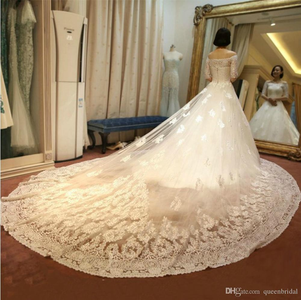 monarch train wedding dresses photo - 1
