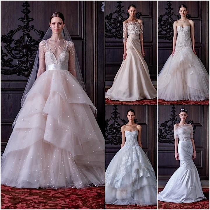 monique lhuillier wedding dresses prices photo - 1