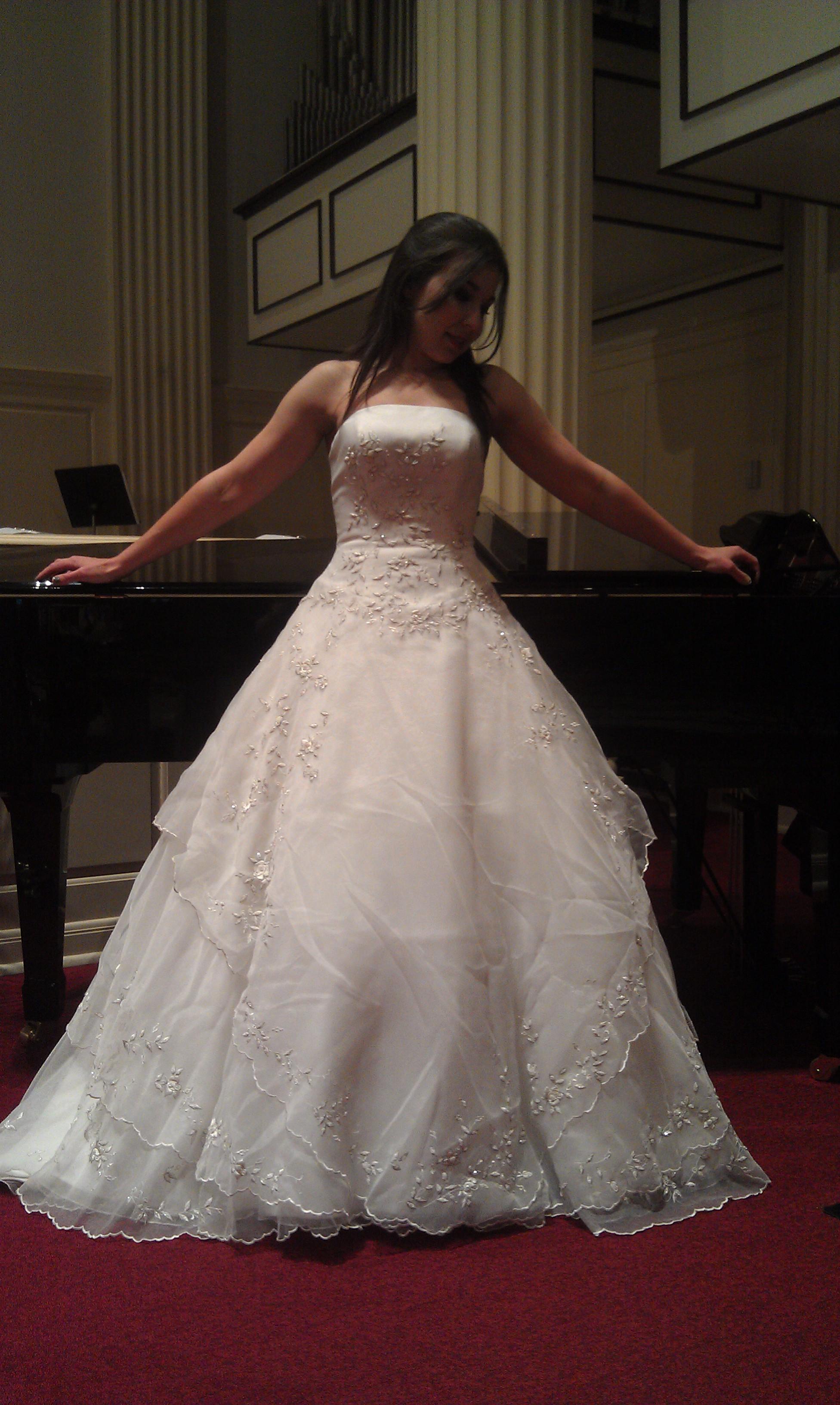 monique luo wedding dresses photo - 1