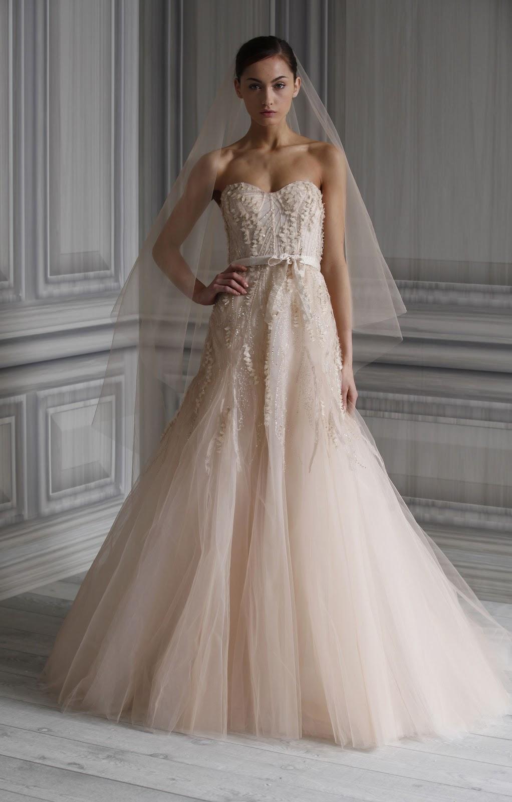 monique wedding dresses photo - 1