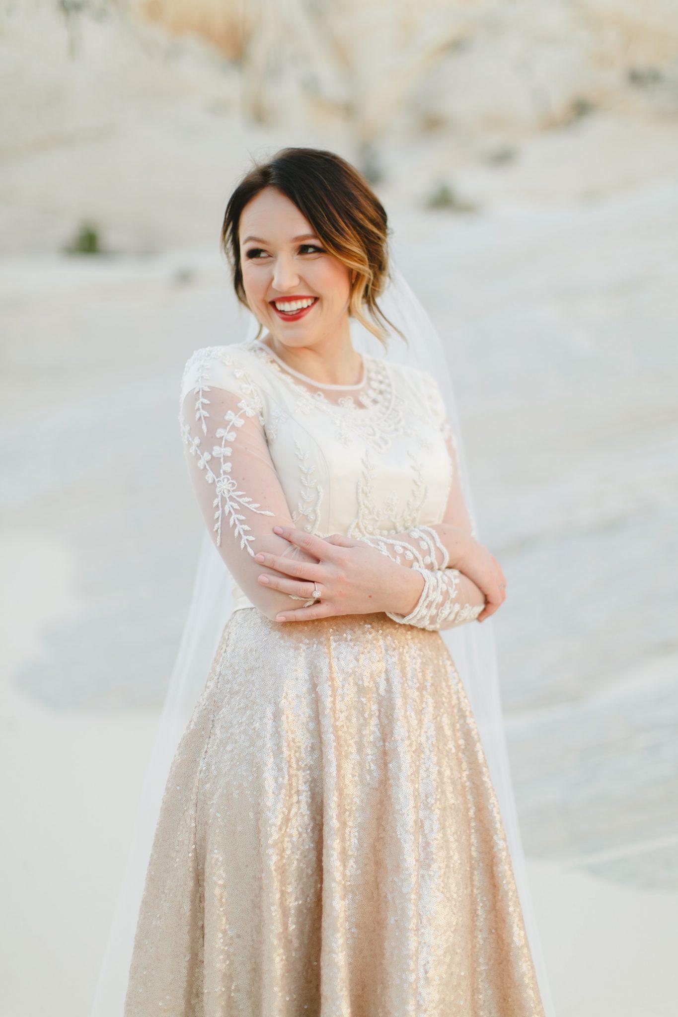 mormon wedding dresses photo - 1