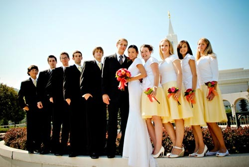 mormon wedding dresses rules photo - 1