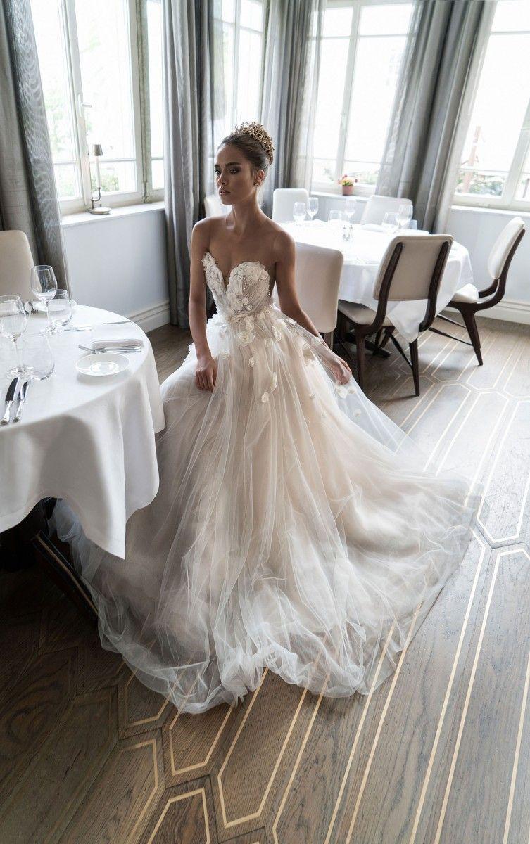 most beautiful wedding dresses photo - 1