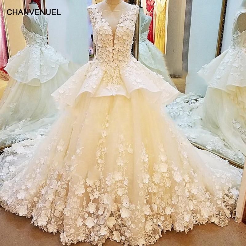 most beautiful wedding dresses 2017 photo - 1
