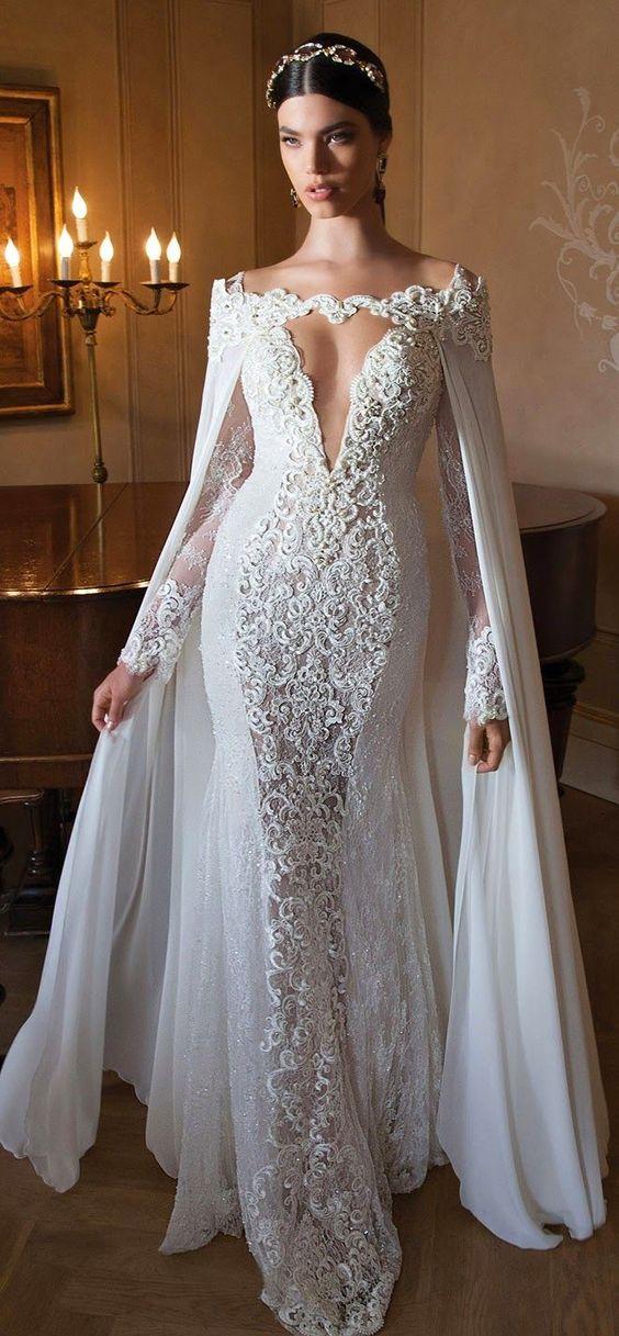 most elegant wedding dresses photo - 1