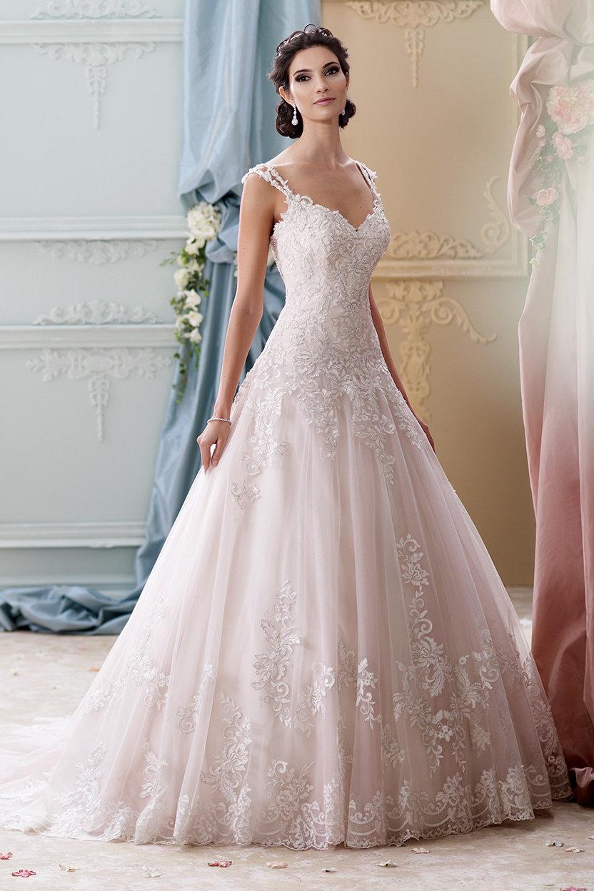 most popular wedding dresses photo - 1