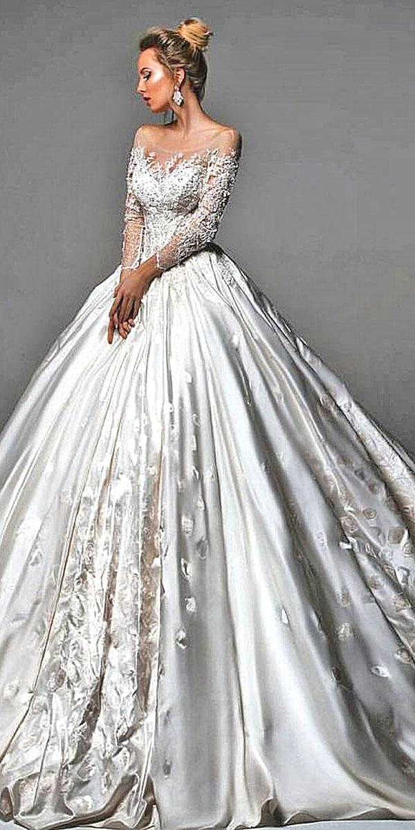 mother daughter wedding dresses photo - 1