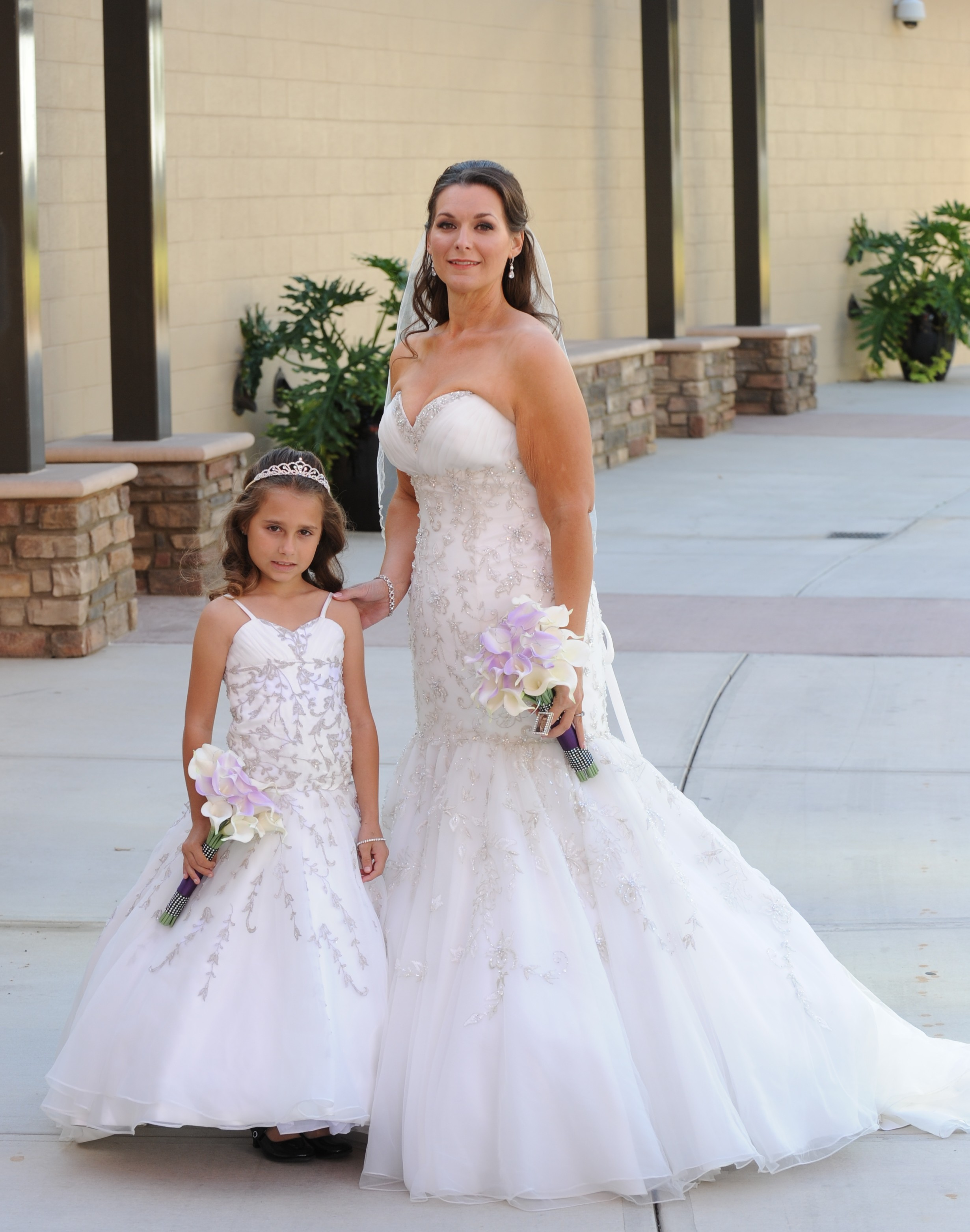 mothers dresses for daughters wedding photo - 1