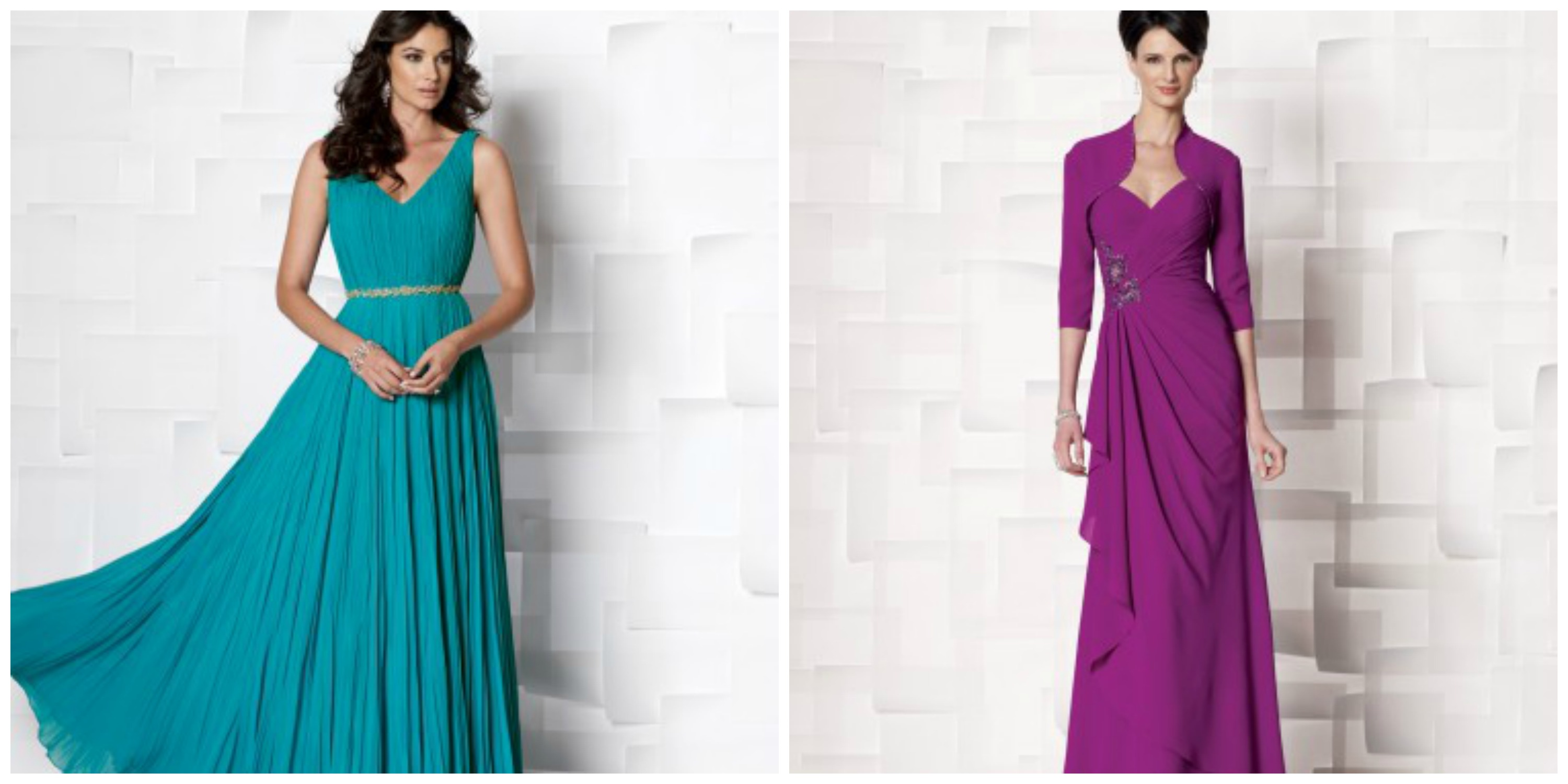mothers dresses for sons wedding photo - 1