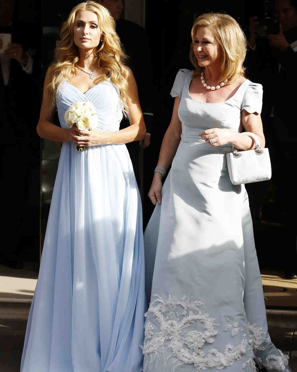 mothers dresses to wear to a wedding photo - 1
