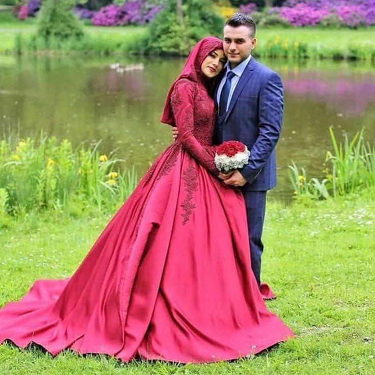 muslim wedding dresses 2016 photo - 1