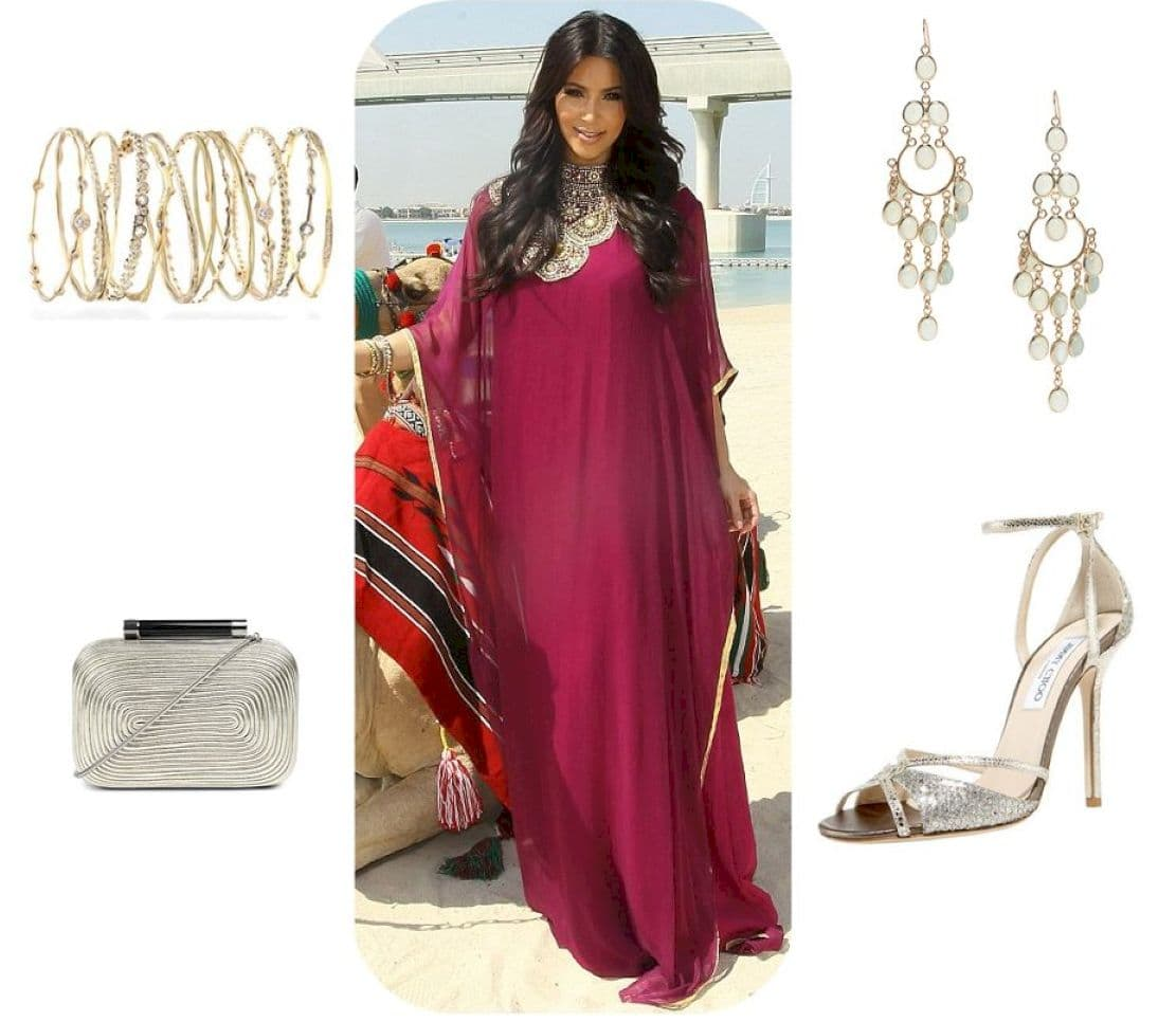 Wedding Pictures With Guest: Muslim Wedding Guest Dresses