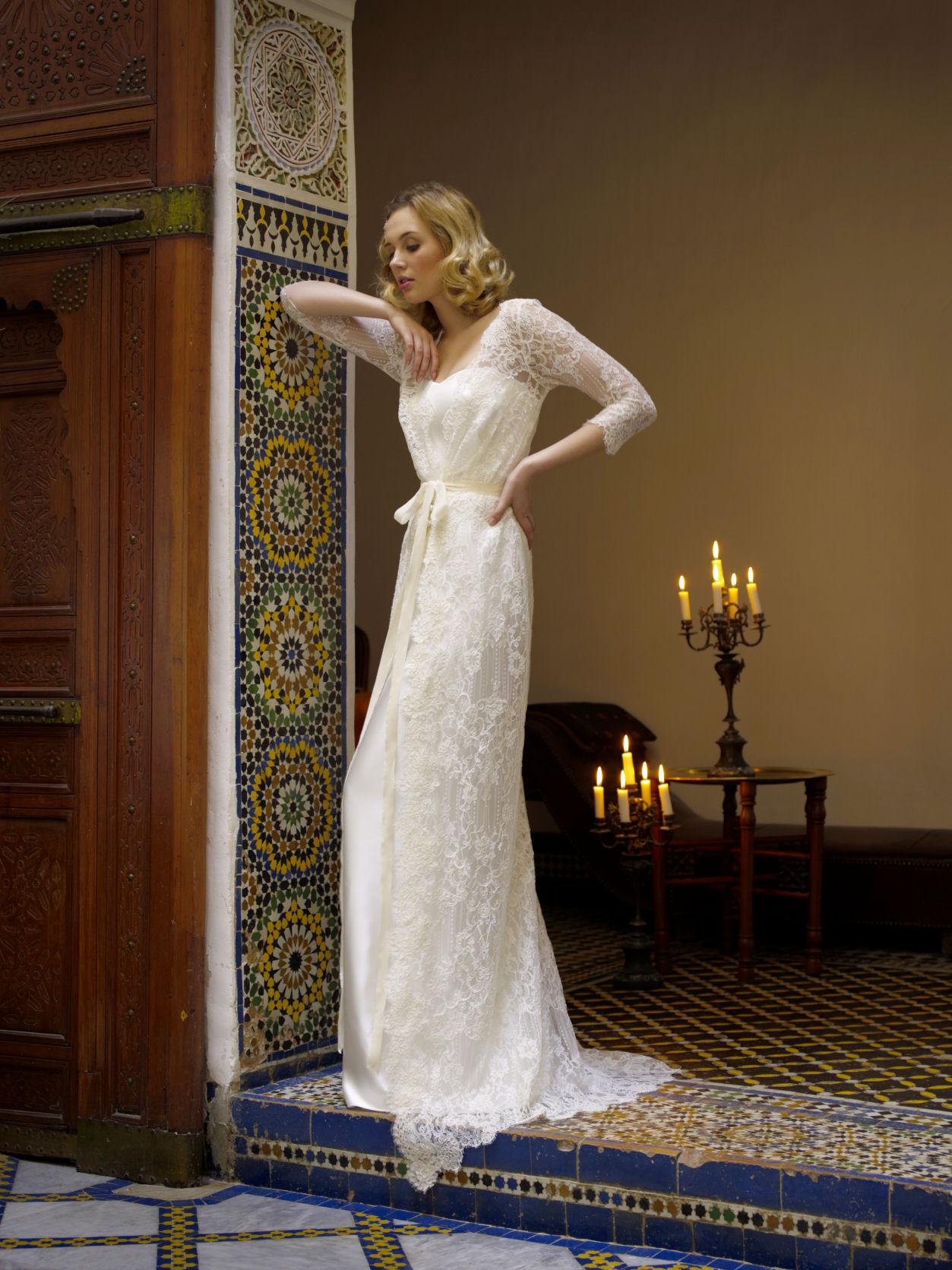 mystical wedding dresses photo - 1