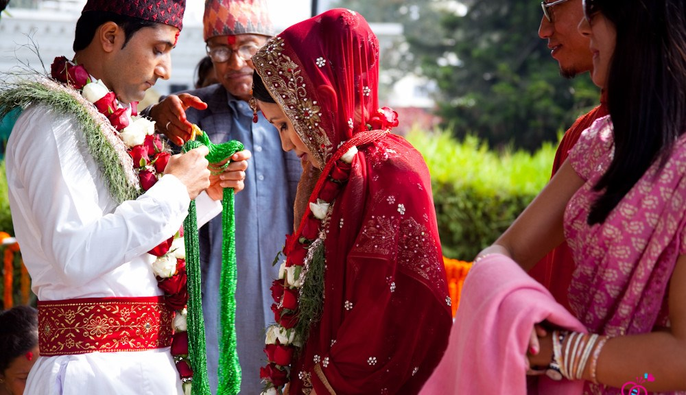 nepalese wedding dresses photo - 1