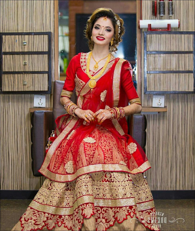 nepali wedding dresses photo - 1